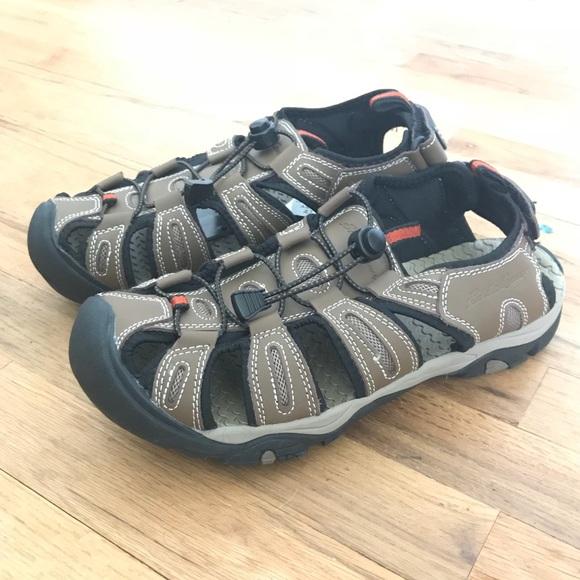 16c4d88fcf0c Eddie Bauer Men s Bump Toe Sandal